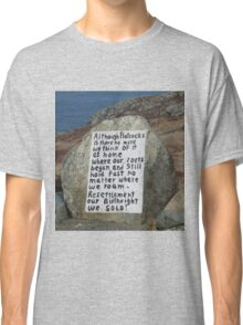 Painted Rock in NL Classic T-Shirt