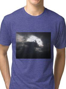 blacknight Moon Tri-blend T-Shirt