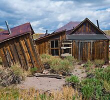 Bodie CA, The Wind Gets Pretty Strong Around Here by photosbyflood