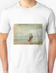 Looking for Fossils Unisex T-Shirt