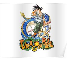 Son Goku - Dragon Ball Poster