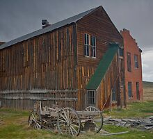 Bodie Ca Hitch up The Old Wagon by photosbyflood