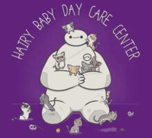 Hairy Baby Day Care Center T-Shirt