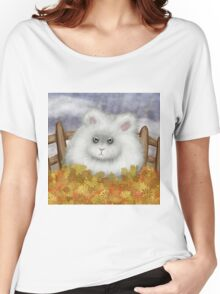 Static Hare Women's Relaxed Fit T-Shirt