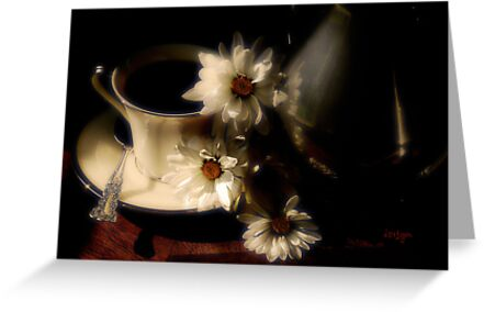 More Coffee, Anyone?? by Lois  Bryan