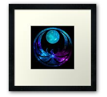 Nightingale Energies Framed Print