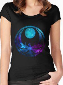 Nightingale Energies Women's Fitted Scoop T-Shirt