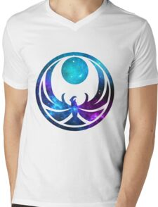 Nightingale Energies Mens V-Neck T-Shirt