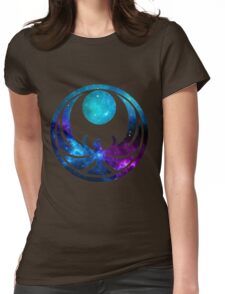 Nightingale Energies Womens Fitted T-Shirt