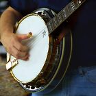 Banjo Blues by Judi Taylor