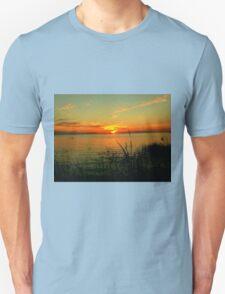 Lake Manitoba Sunrise Unisex T-Shirt