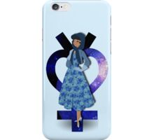 Sailor Mercury (V2): Classy Chassis Series iPhone Case/Skin