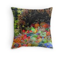 Vegetables! Throw Pillow