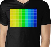 Relax Stripes! Mens V-Neck T-Shirt