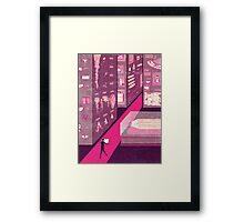 THE MUSEUM OF IMPOSSIBLE THINGS Framed Print