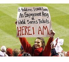 World Series Tickets by megsiev