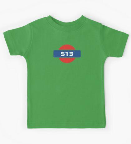 S13 Badge Kids Tee