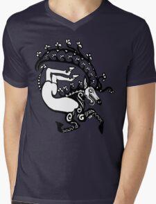 Scythian Antlers Tee Mens V-Neck T-Shirt