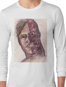 Two-Face Long Sleeve T-Shirt