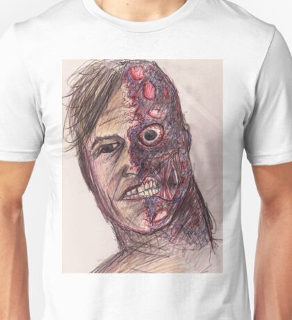 Two-Face Unisex T-Shirt