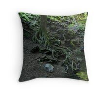 Nature's Ancestry Throw Pillow