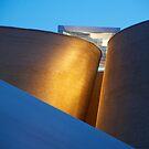 golden bricks | blue sky by linelight