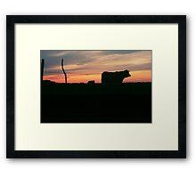 """AMOOOOSING GRACE"" Framed Print"