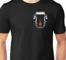 Poured Games - Badge Style Unisex T-Shirt