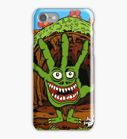 Refrigerator Door Series 5 (The Wee Parsons) iPhone Case/Skin
