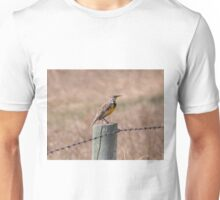 Eastern Meadowlark Unisex T-Shirt