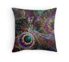 Aerial Excursions Throw Pillow