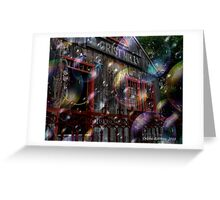 Bubbly Grist Mill Greeting Card