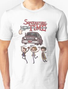 Supernatural Time (2015) T-Shirt