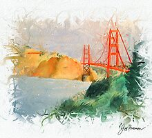 I Left My Heart... In San Francisco by jeffrey freeman