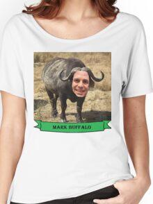 Mark Ruffalo the Buffalo Women's Relaxed Fit T-Shirt