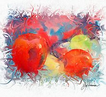 Fruit in Life by jeffrey freeman