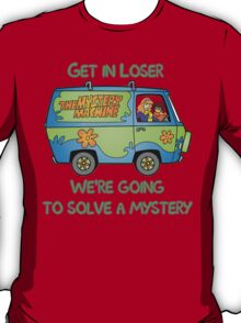 Mean Mystery Girls T-Shirt