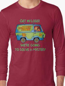 Mean Mystery Girls Long Sleeve T-Shirt