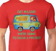 Mean Mystery Girls Unisex T-Shirt
