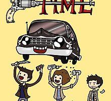 Supernatural Time by Nothisispatrick