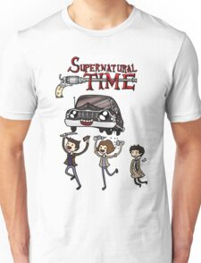 Supernatural Time Unisex T-Shirt