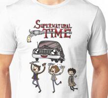 Supernatural Time Unisex T-Shirt