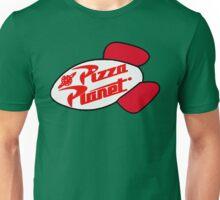 Pizza Planet Unisex T-Shirt