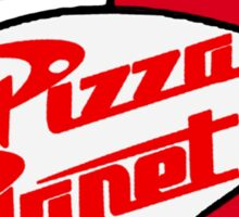 Pizza Planet Sticker