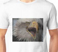 Bald Eagle Talking... Unisex T-Shirt