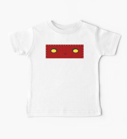 Red Robot Baby Tee
