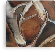 Untitled no3:   Series 'Our Precious Earth' Canvas Print