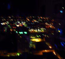 neon city by vampvamp