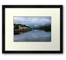 Killorglin County Kerry Ireland Framed Print