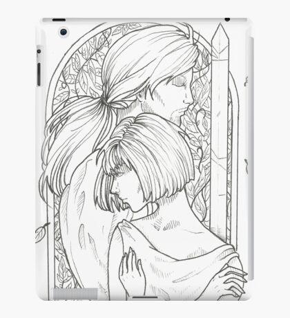 Lovers - Tarot Card iPad Case/Skin